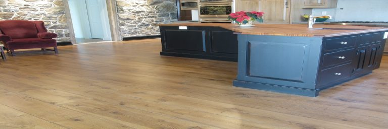 Antique reclaimed resawn white oak flooring resawn from barn beams