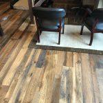 Antique Reclaimed Oak Flooring Skip Planed