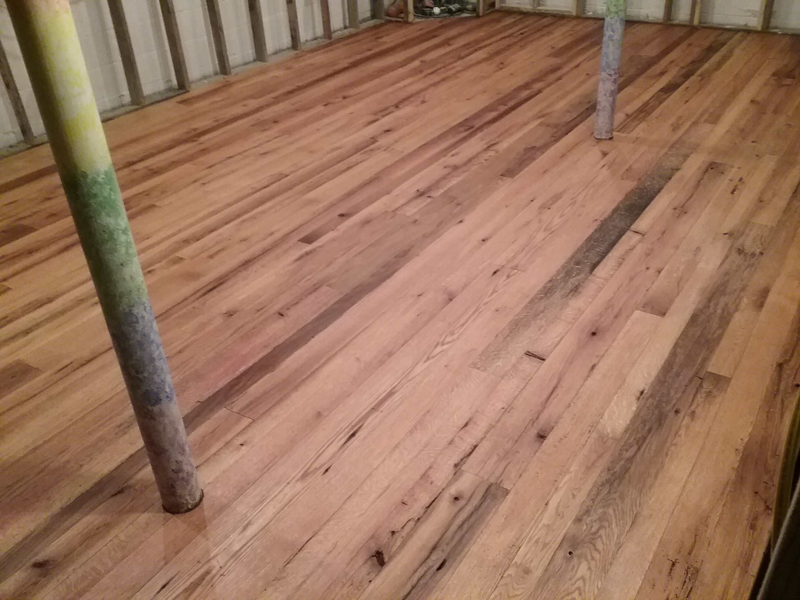 Oak Flooring Tindalls Virgin Lumber