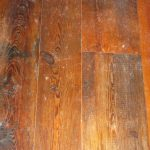 Antique reclaimed heart pine flooring, colonial grade.