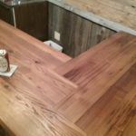 Antique Reclaimed American Wormy Chestnut