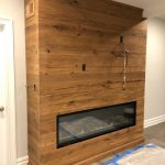 Antique Reclaimed Resawn White Oak Wall Paneling