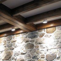 JoistandRafters_Resawn5_Reclaimed resawn rafters