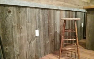 Antique Reclaimed Weathered Barn Siding