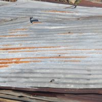 Roofing_Tin4_Reclaimed Corrugated Tin